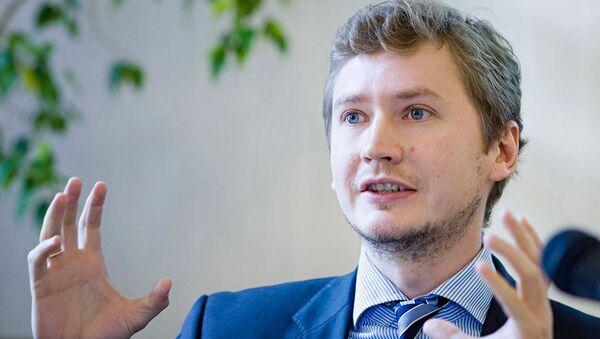 Политолог Андрей Сушенцов - Sputnik Латвия