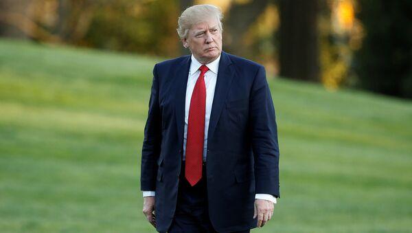 ASV prezidents Donalds Tramps - Sputnik Latvija