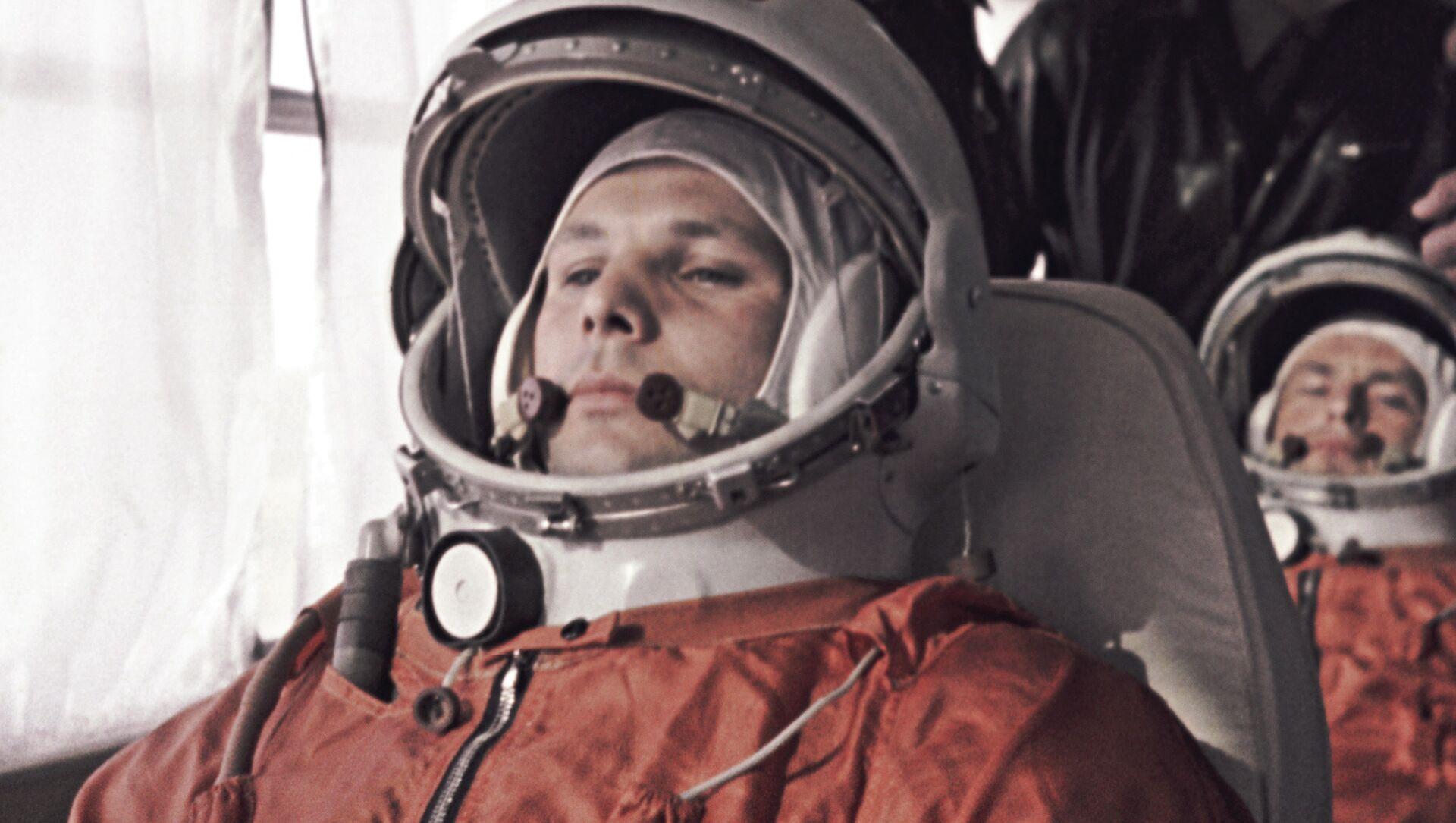 Юрий Гагарин - Sputnik Latvija, 1920, 12.04.2021
