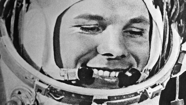 Юрий Гагарин - Sputnik Латвия