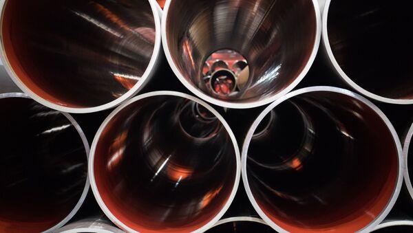 Трубы для Северного потока - 2 - Sputnik Латвия