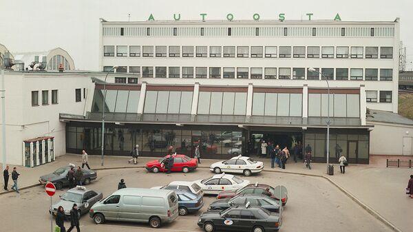 Здание Рижского автовокзала - Sputnik Latvija
