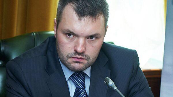 Политолог Дмитрий Солонников - Sputnik Латвия