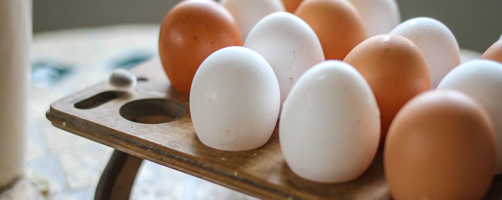 Яйца - Sputnik Латвия, 1920, 01.04.2021