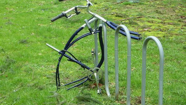 Кража велосипеда - Sputnik Latvija