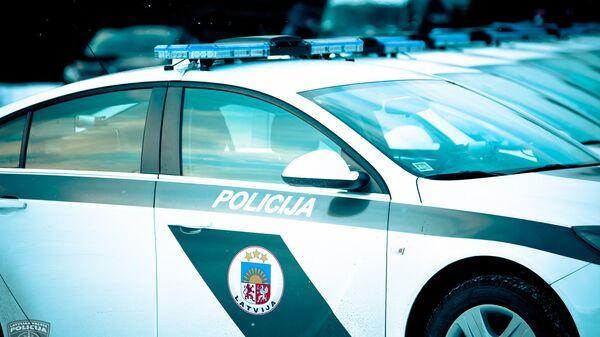 Полицейские машины - Sputnik Latvija
