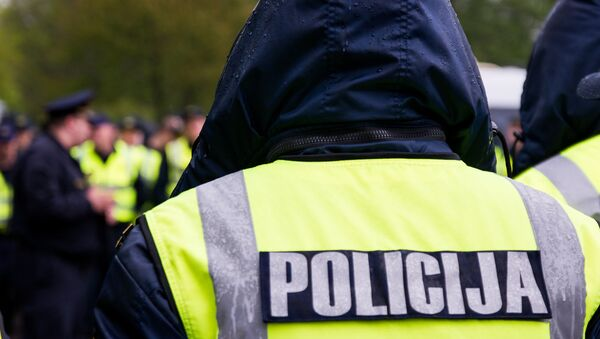 Государственная полиция Латвии - Sputnik Латвия