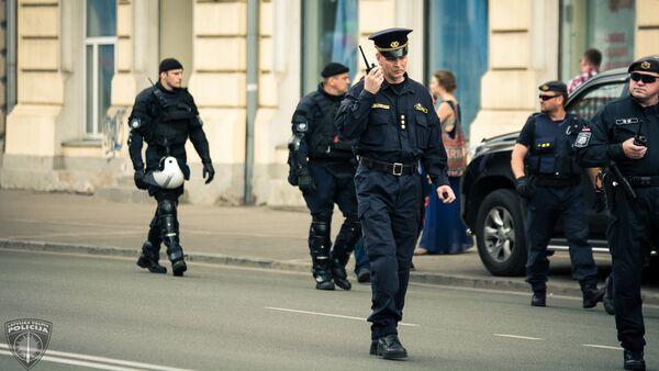 Latvijas valsts policija - Sputnik Latvija