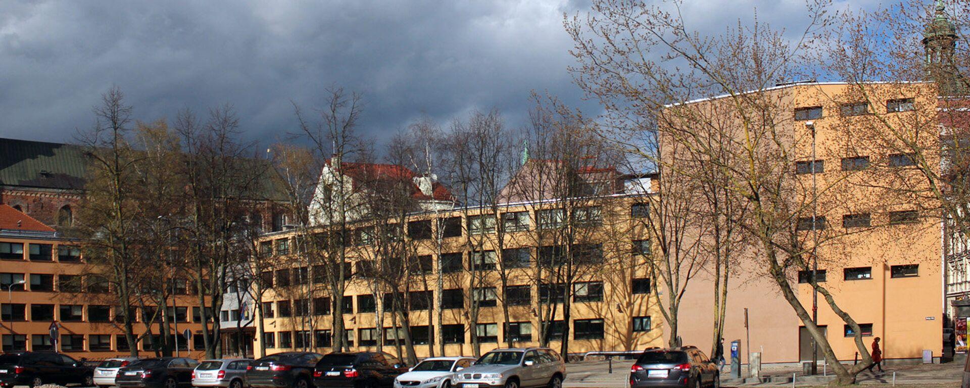 Рижская государственная гимназия № 3 - Sputnik Латвия, 1920, 26.11.2019