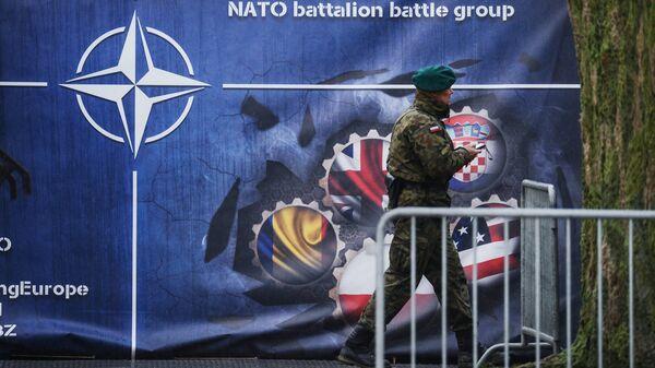 В Польше размещен батальон НАТО - Sputnik Латвия
