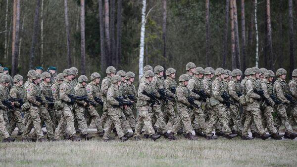 NATO karavīri - Sputnik Latvija