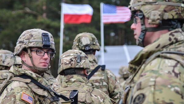 В Польше размещен батальон НАТО - Sputnik Latvija