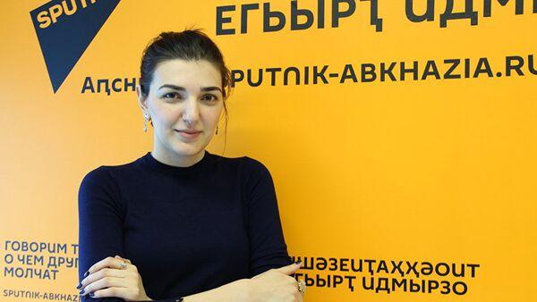 Диетолог-гепатолог Аэлита Шакая - Sputnik Латвия