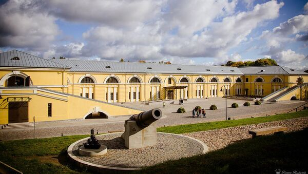 Арт-центр Марка Ротко в Даугавпилсе - Sputnik Латвия
