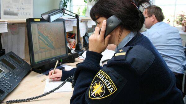 Полицейский Латвии - Sputnik Латвия