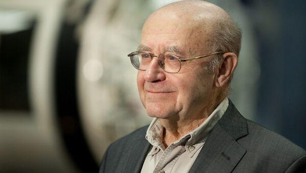 Ведущий научный сотрудник Института космических исследований РАН Натан Эйсмонт - Sputnik Латвия