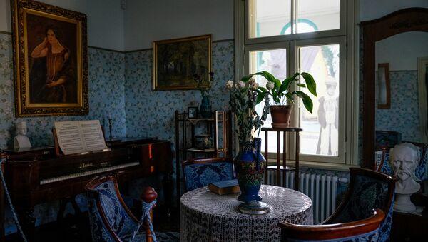 Дом-музей Аспазии в Юрмале - Sputnik Латвия