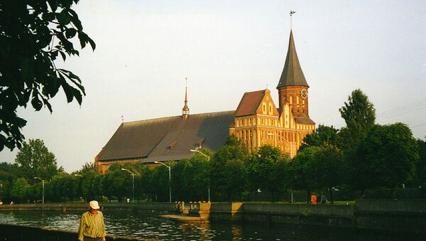 Кафедральный собор в Калининграде - Sputnik Latvija