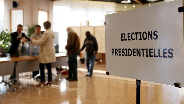 Выборы президента Франции 23 апреля 2017 года - Sputnik Латвия