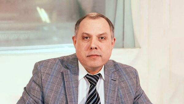 Политолог, заместитель директора Национального института развития современной идеологии Игорь Шатров - Sputnik Латвия