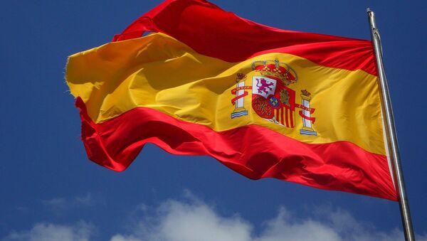 Флаг Испании - Sputnik Латвия