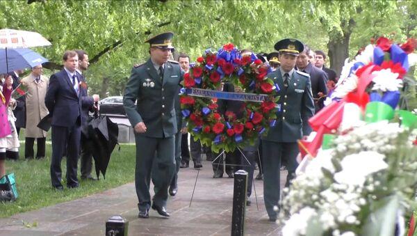 День Эльбы на Арлингтонском кладбище в США - Sputnik Латвия