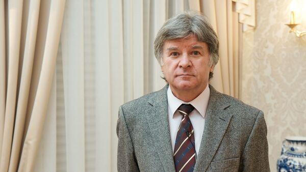 Посол РФ в Эстонии Александр Петров - Sputnik Латвия