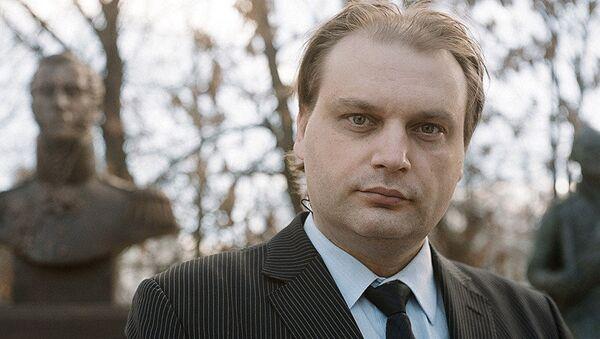 Дмитрий Линтер - Sputnik Латвия