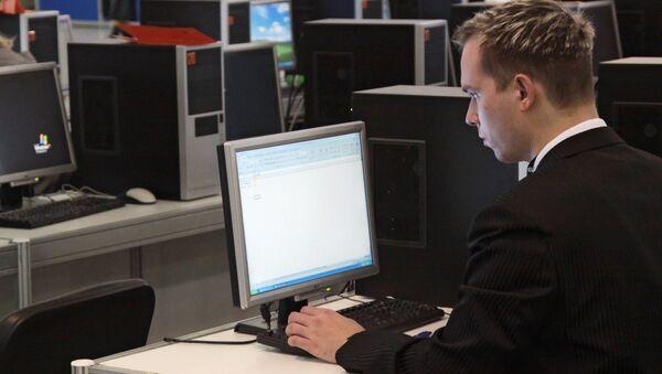 Работа за компьютером - Sputnik Латвия