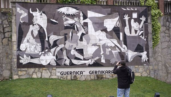 Герника Пабло Пикассо, 1937 - Sputnik Латвия
