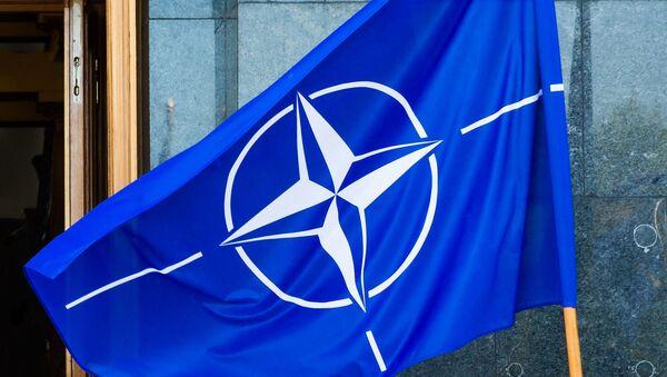 Флаг НАТО - Sputnik Latvija