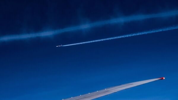 Самолеты в небе - Sputnik Латвия