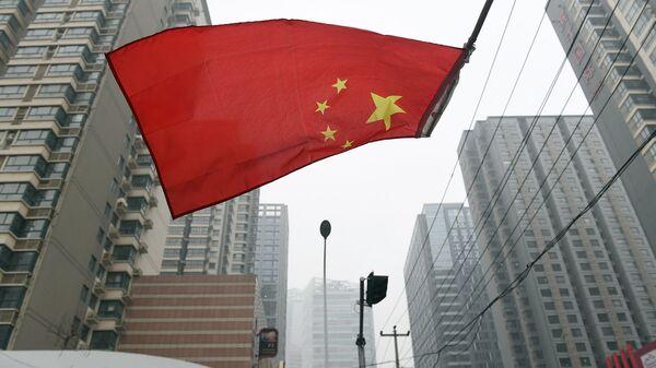 Флаг Китая - Sputnik Latvija
