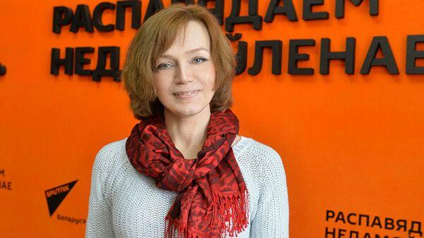 Тренер-психолог Лилия Ахремчик - Sputnik Латвия