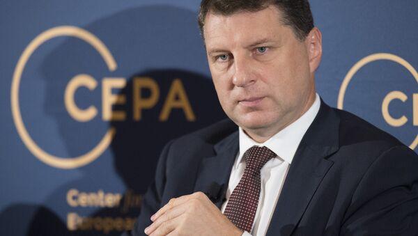 Президент Латвии Раймондс Вейонис - Sputnik Латвия