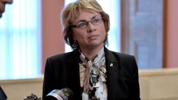 Baltkrievijas parlamenta vicespīkere Marianna Ščotkina - Sputnik Latvija