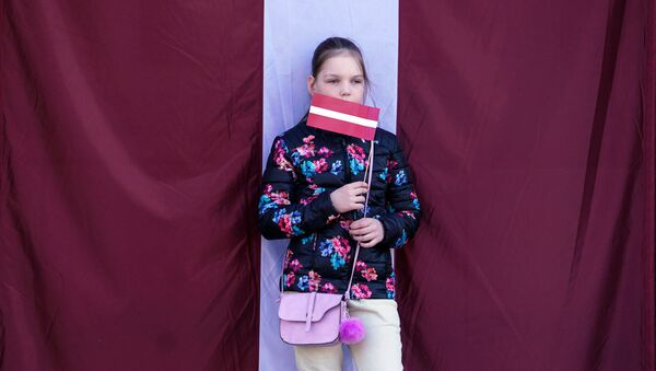 День восстановления независимости Латвийской республики - Sputnik Латвия