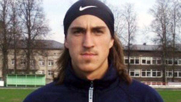 Латвийский футболист Игорь Лабуть - Sputnik Латвия