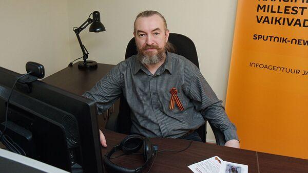 Aleksejs Jesakovs - Sputnik Latvija