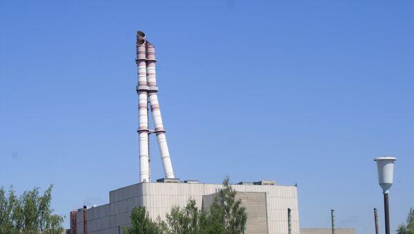Второй блок Игналинской АЭС - Sputnik Латвия
