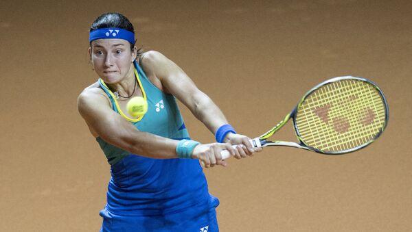 Латвийская теннисистка Анастасия Севастова, архивное фото - Sputnik Латвия