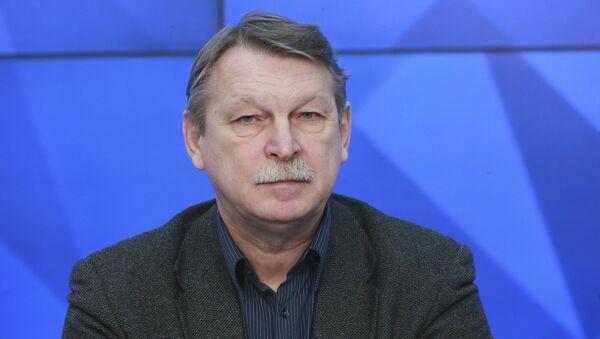 Заведующий отделом европейской безопасности Института Европы РАН Дмитрий Данилов - Sputnik Latvija