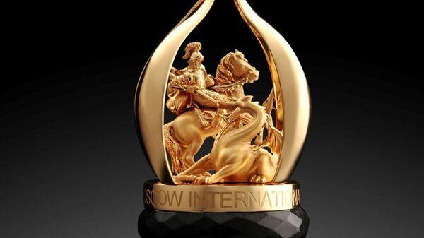 Награда Московского Международного кинофестиваля - Sputnik Латвия