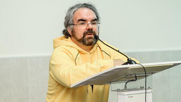 Эксперт по информационной безопасности компании Cisco Systems Алексей Лукацкий - Sputnik Латвия