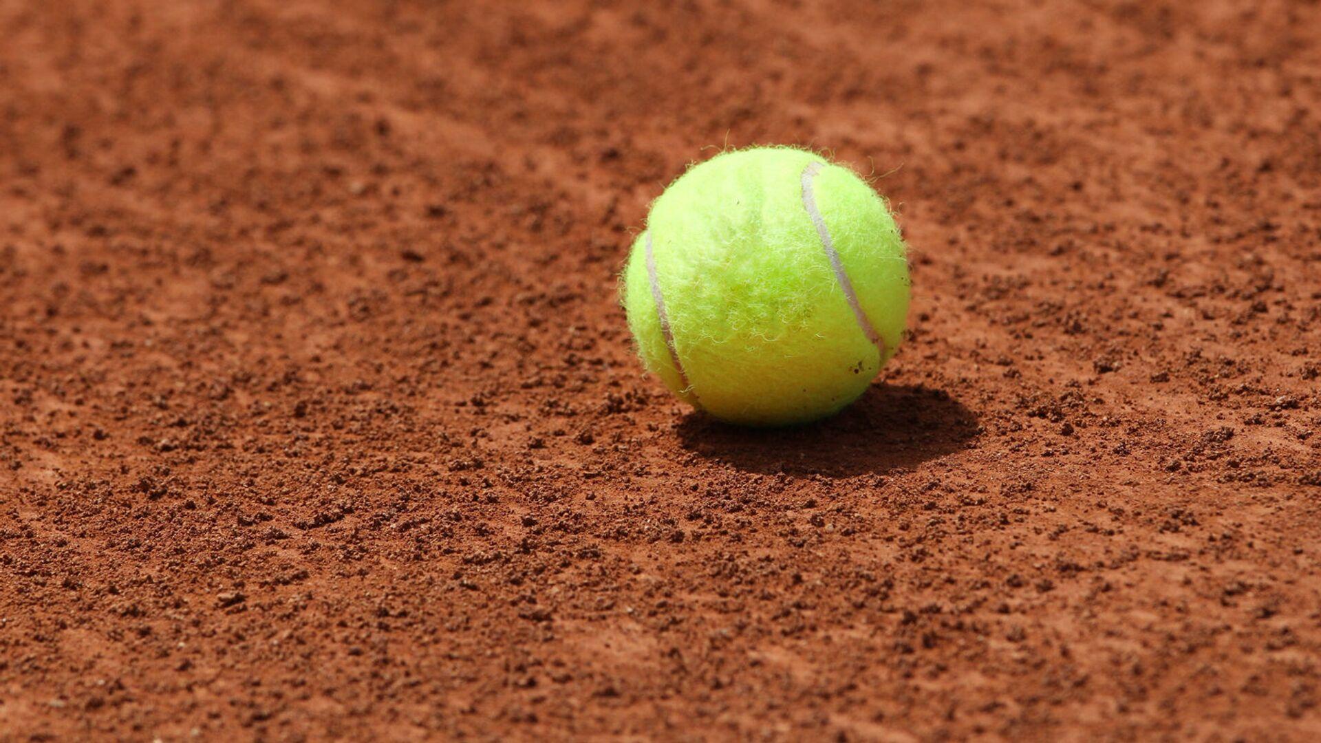 Теннисный мяч - Sputnik Латвия, 1920, 04.07.2021