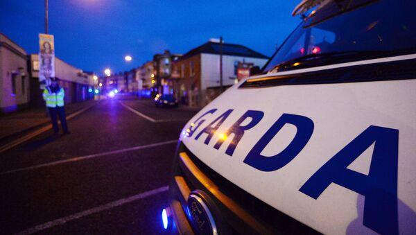 Полиция Ирландии - Sputnik Латвия