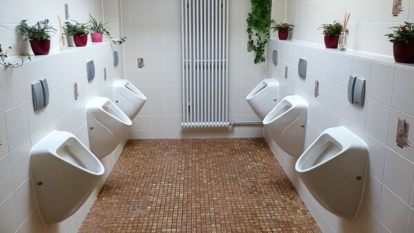 Общественный туалет, архивное фото - Sputnik Латвия