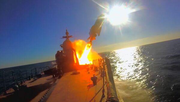 Raķetes, reisi un rūpes: Baltijas flotes ikdiena - Sputnik Latvija