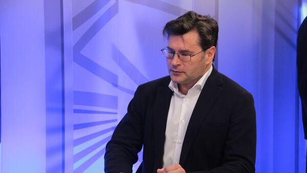 Генеральный директор Центра политической информации - Алексей Мухин - Sputnik Латвия