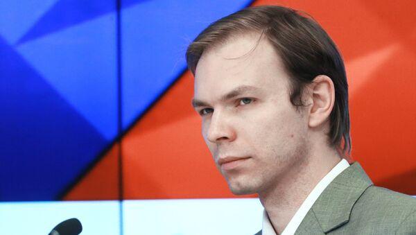 Павел Тимофеев -научный сотрудник отдела европейских политических исследований Института Мировой Экономики и Международных Отношений РАН - Sputnik Латвия